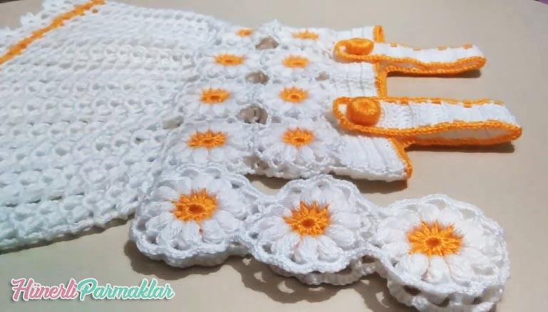 Amigurumi Bebek Elbise Yapımı | Bebek elbiseleri, Bebek elbisesi ... | 438x769