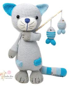 Cuddly Amigurumi Toys: 15 New Crochet Projects by Lilleliis ... | 278x230