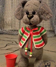 Amigurumi Oyuncak Ayı Yapımı - Free Pattern #crochet #amigurumi ... | 278x230