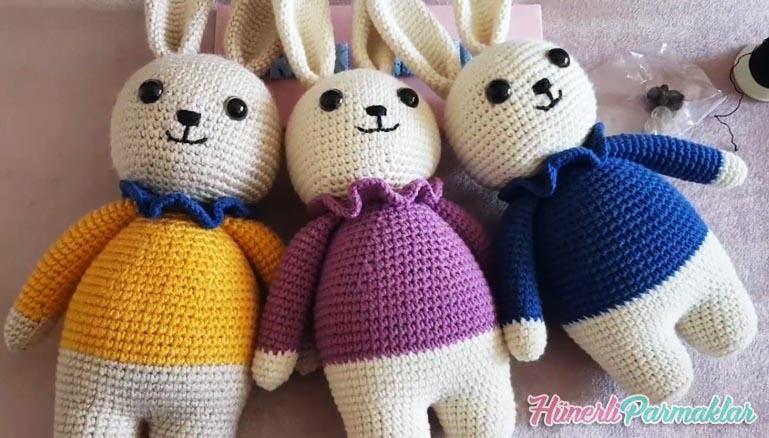 14 şubat hediyesi Amigurumi kalp yastik yapimi - YouTube | 438x769