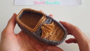 Bebek Ayakkabı Patik