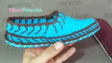 Erkek Çocuk Ev Ayakkabısı Patik