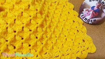 Fıstıklı Battaniye Yapımı
