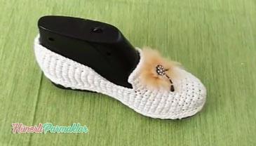 Gönlümce Ev Ayakkabısı Patik