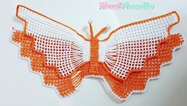 Havlu Göbeği Kelebek Modeli