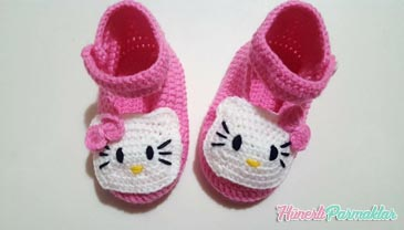 Hello Kitty Patik Modeli