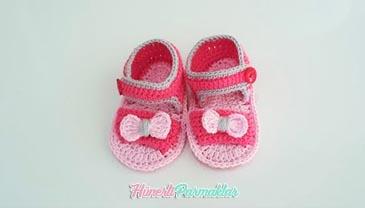 Kız Çocuğu Sandalet