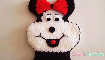 Mini Mouse Kese Lif