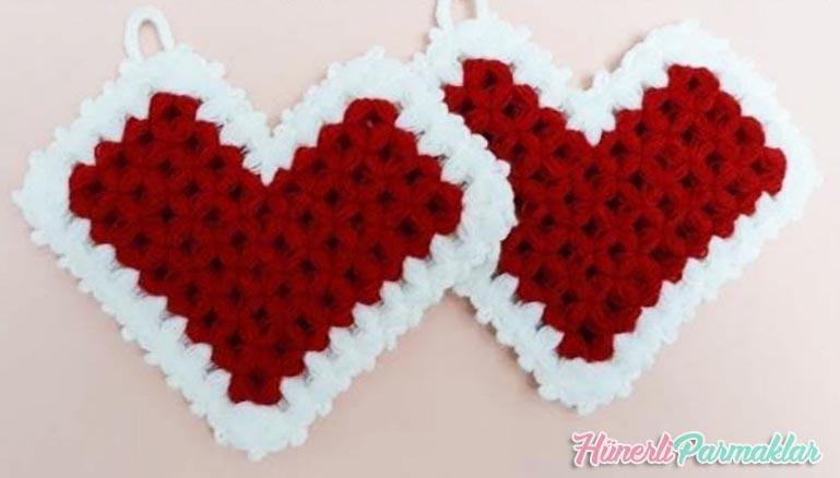 Kalpli Tutacak Yapımı
