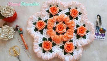 Portakal Çiçeği Lif Yapılışı