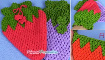 Yapraklı Çilek Lif Modeli